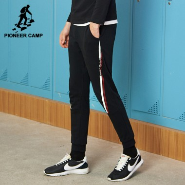 Pioneer Camp New Spring Fashion Sweatpants Men Brand-Clothing Casual Jogger Pants Male Top Quality Fashion Trousers AZZ705111