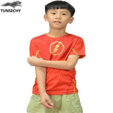 2018 Avengers Alliance Extraordinary Spider-Man Children'S Short Sleeve T-Shirt Digital Printing Wholesale And Retail T-Shirt