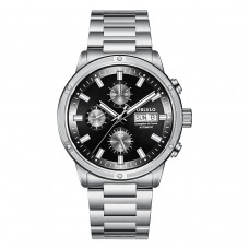 OBLVLO Men Watch Top Brand Automatic Mechanical Steel Date Watch Men Casual Watch Waterproof  CM-YBY