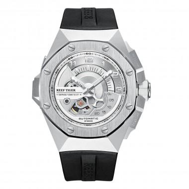 Reef Tiger/RT Top Brand Luxury Sport Automatic Mechanical Men Watch Waterproof Relogio Masculino RGA92S7-YWB