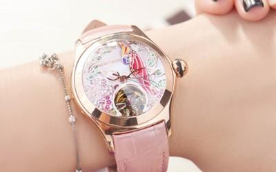 Introducing The New Reef Tiger Aurora Parrot Diamonds Fashion Women Watch
