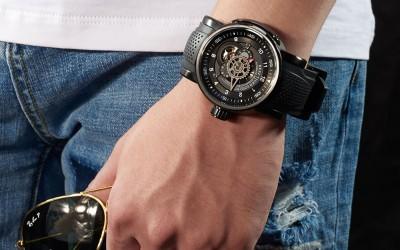 Explore Our Selection Of Designer Mens Watches Aurora Machinist RGA30S7