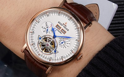Presenting The New Watch Artist Limner Stylish Unique And Always With You On The Go RGA1903