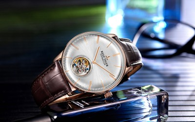 A Complete Guidebook On The New Arrivals Reef Tiger Seattle Tourbillon Automatic Watch RGA1930