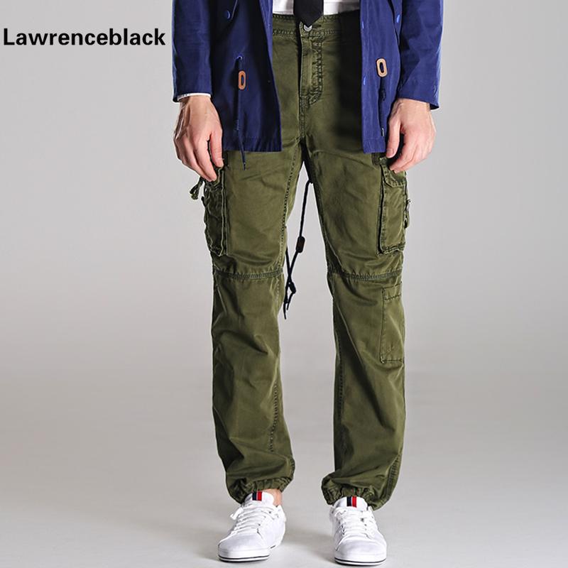 arriving enjoy cheap price buy cheap Tactical Pants HikeMulti Pocket Cargo Pants Men Cotton Joggers Straight  Casual Punk Trousers Baggy Parkour Military Clothing 119