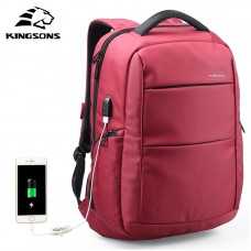 NEW Kingsons 15.6 inch Function Multi-functional Laptop Backpack Men Women s  Travel Bag Business Leisure 5d9c6010366ea