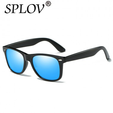 2018 Fashion Sunglasses Men Polarized Glasses Men Mirrors Driving Points Coating Sun Glasses Male Party Glasses Frame Eyewear