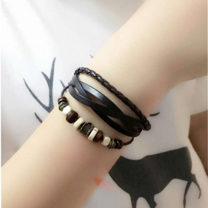 Mens Bracelets Beads