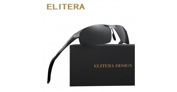 ELITERA Polarized Sunglasses Men Women Brand Sun Glasses Driving Sport Outdoor
