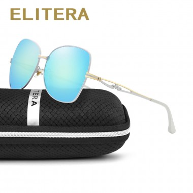 ELITERA New Fashion Women Glasses Brand Designer Polarized Women Sunglasses Summer Shade UV400 Sunglasses men Oculos de sol