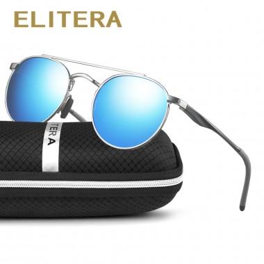 ELITERA Brand Designer Polarized Sunglasses Men Cool Sun Glasses Men UV400 Protection Goggle Eyewear Accessories For Men