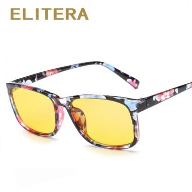 ELITERA Computer Goggles Reading Glasses Radiation-resistant Glasses Frame Gaming Eyewear Men Anti Glare Anti Blue Rays UV400