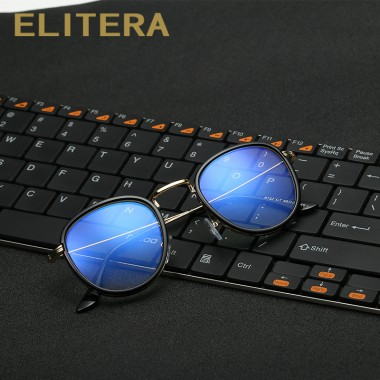 ELITERA Luxury Brand Designer Men Women Glasses FrameS Vintage Woman Glasses Frame Classic Eyeglasses Women's Glasses Eyewear