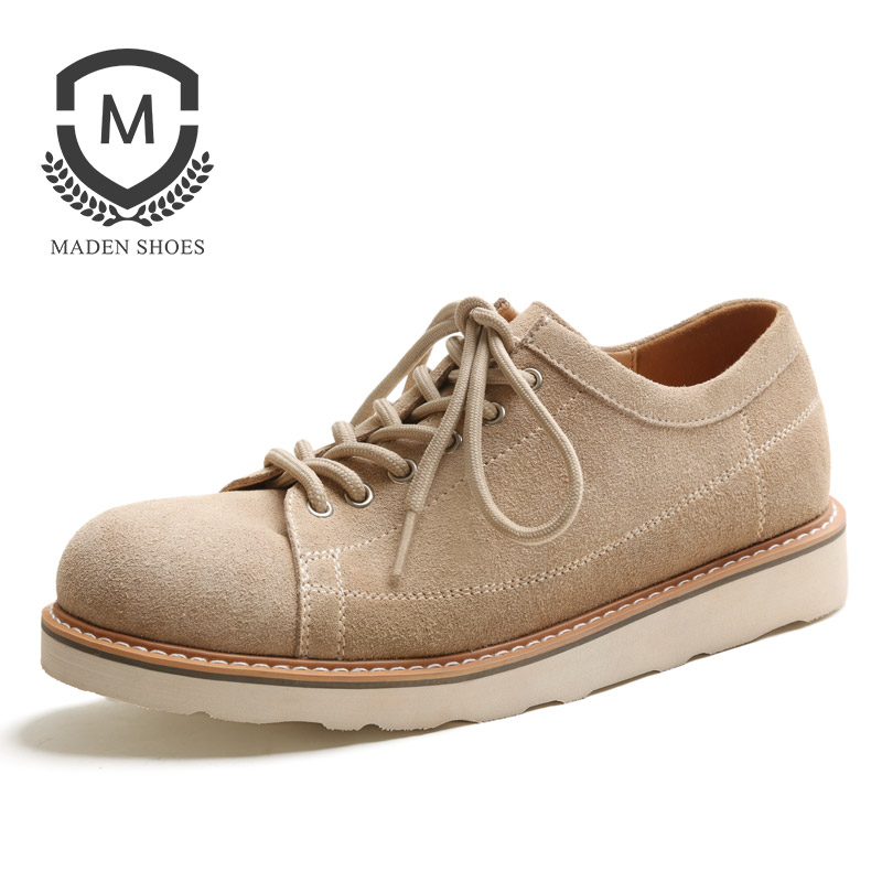 MADEN 2018 Spring New Mens casual shoes