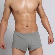 Free shipping SEOBEAN men's men's cotton boxer underwear lounge shorts pajama home pants