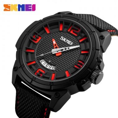 SKMEI Fashion Mens Watches Top Brand Luxury Waterproof Man Clock Quartz Wristwatches Outdoor Men Sports Watch Relogio Masculino