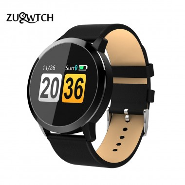 Q8 Smart Watch Color Screen Smart Bracelet IP67 Waterproof Men Women Watch Fitness Heart Rate Monitor Pedometer Smart Band