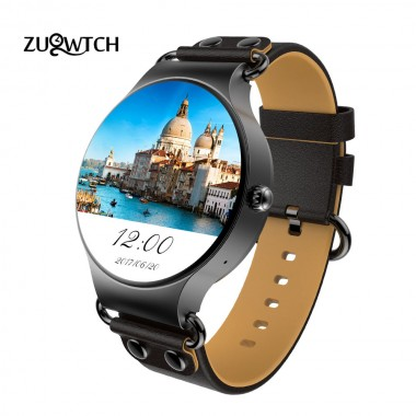 KW98 Smart Watch 3G Android 5.1 Watch Phone 512MB+8GB Smartwatch SIM Card GPS WiFi Call Reminder Bluetooth Watch For Android IOS