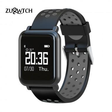 OLED Screen Smart Watch Heart Rate Blood Oxygen Pressure Smart Wristband IP68 Waterproof Activity Tracker Sport Smartwatch