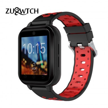 Android 6.0 Smart Watch 4G MTK6737 1G/8G SmartWatch Waterproof Bluetooth Watch WIFI GPS SIM Card Camera Heart Rate Watch Phone