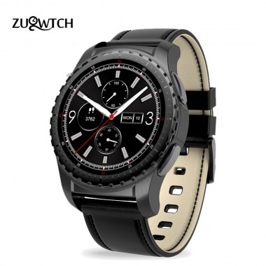 KW28 Smart Watch Bluetooth Smartwatch Men Watch Fitness Tracker Heart Rate Pedometer Support SIM/TF Card For Android IOS Phone