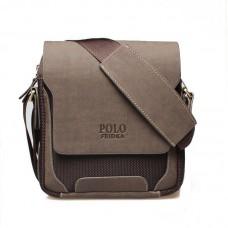 2017 Brand New Genuine Leather Men Shoulder Bags Fashion Men's Crossbody Travel Bags Vintage Men Messenger Bags 45MB86