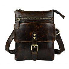 Leather Men Casual Design Messenger Satchel Shoulder Crossbody Mochila Bag Fashion Travel Fanny Belt Waist Pack Tabelt Bag 6574c